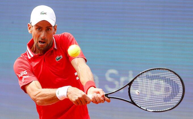 """Novak """"protutnjao"""" u polufinale, Argentincu """"dao"""" samo jedan gem!"""