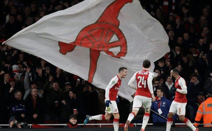 Malo sreće i više znanja, Arsenal preko Čelsija do finala!