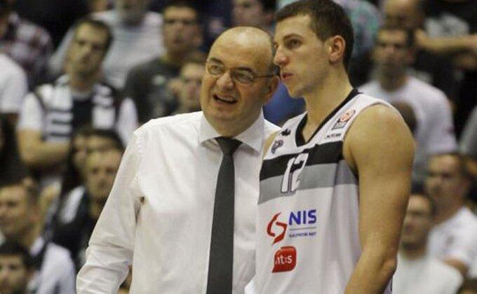 Partizan - Gagi kapiten ostaje u klubu!
