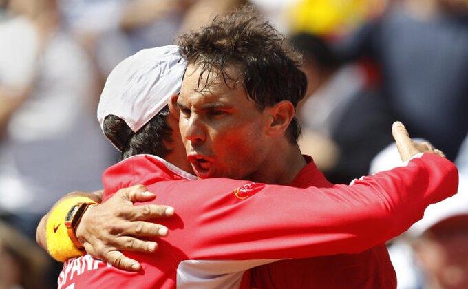 DK - Preokret Španaca, Nadal i drugovi u polufinalu!