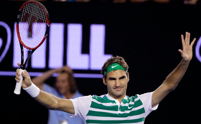 ''Pobedio'' povredu - Federer ponovo na terenu!