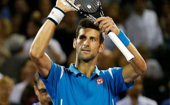 Jeste li videli kako je Novak dočekan u Madridu?