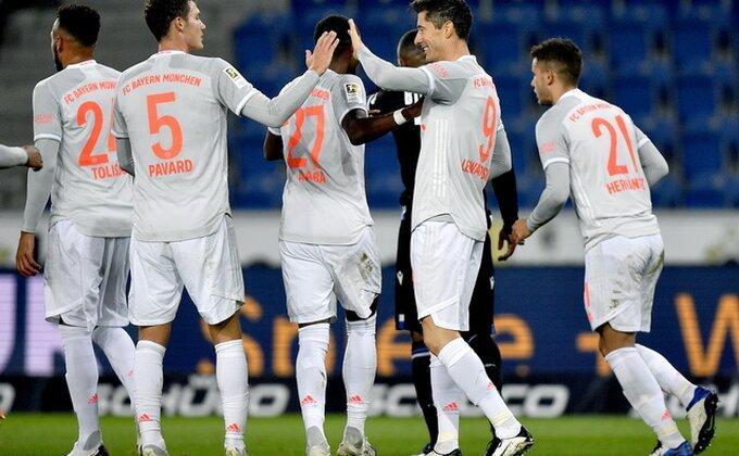 Bajern izjednačio rekord - Četiri kola, 17 golova!