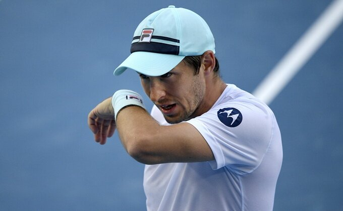 Ništa od polufinala, Lajović ispao od 152. na ATP listi!