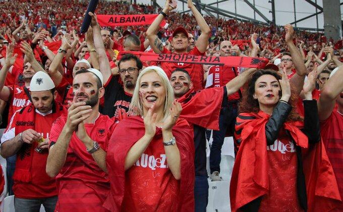 FIFA kaznila Albaniju zbog divljanja navijača na meču sa Italijom