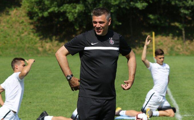 Partizanove mini pripreme već završene, ekipa se vratila u Beograd