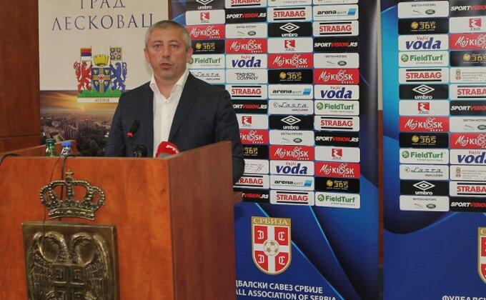"""Zvezdino saopštenje pre tačno godinu dana: """"Puna podrška Slaviši Kokezi"""""""