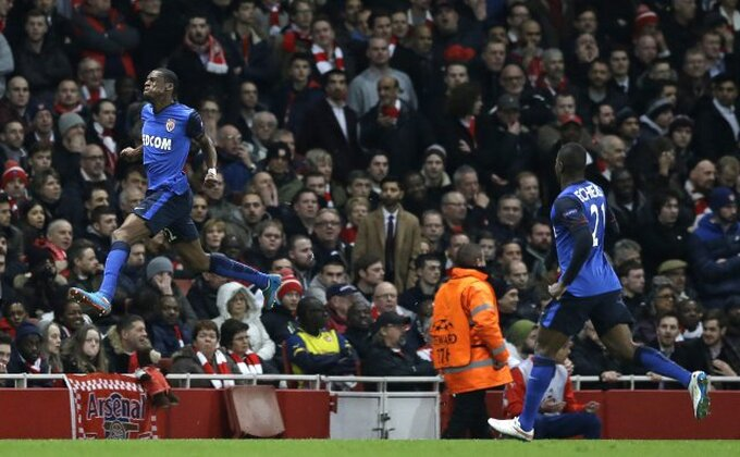 Monako šokirao Arsenal, Žiru tragičar!