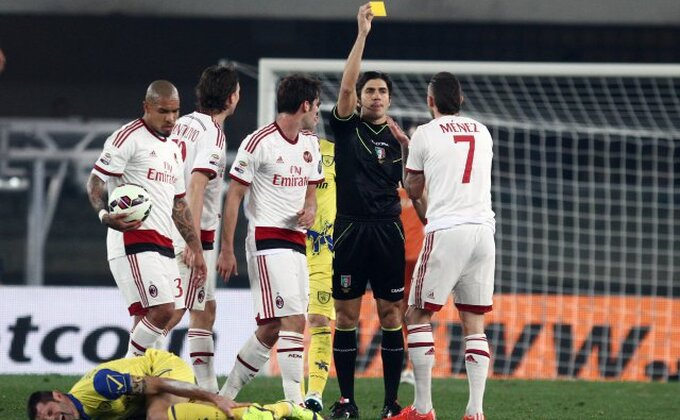 "U Milanu ponovo ""metla""!"