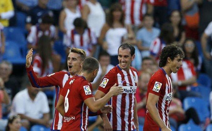 Atletiko protutnjao Seviljom, Valensiji samo bod