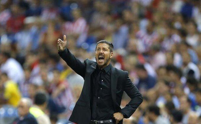 'Čolo' Simeone večeras ušao u istoriju Atletiko Madrida