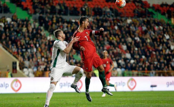 Ronaldo će sanjati Stojanova, ponovo mu je odbranio penal!