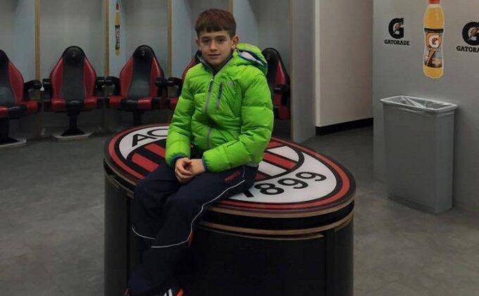Mladi Pazarac u Milanu!