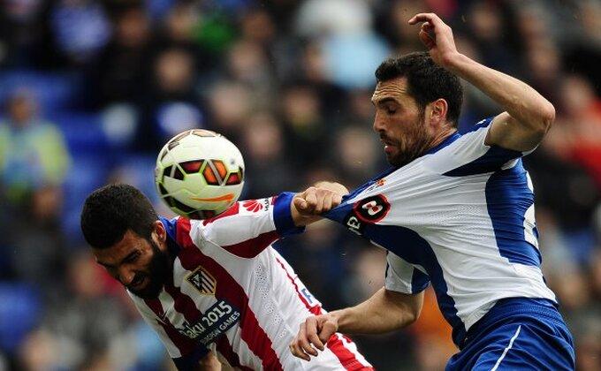 Fudbaler Atletika iz Madrida proveo sekundu u igri!