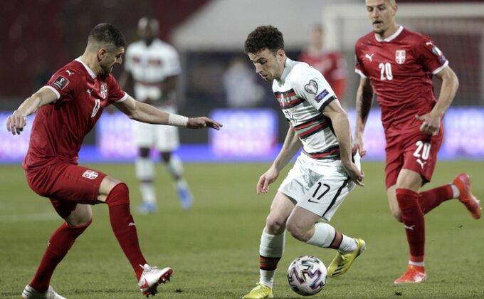 (POLUVREME) Dobra igra Srbije, ali pišu se golovi - Žota muči naše štopere!