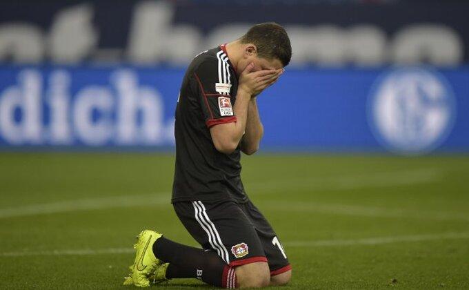 Nepoštovanje! Ovako je Papadopulos proslavio gol protiv svog tima!