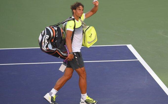 """Nadal: """"Osećam bol ali želim da igram"""""""