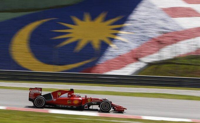 F1 ostaje u Maleziji!