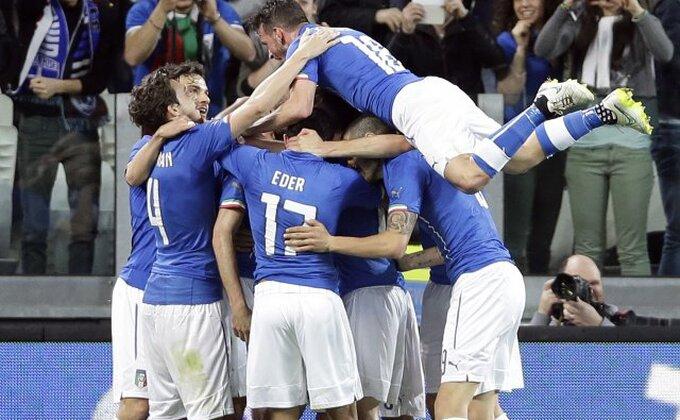 'Minimalac' Italije protiv Škotske