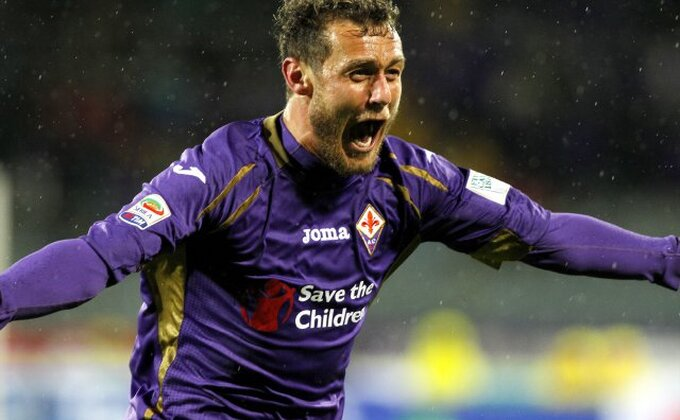 Fiorentina preskočila Mihu