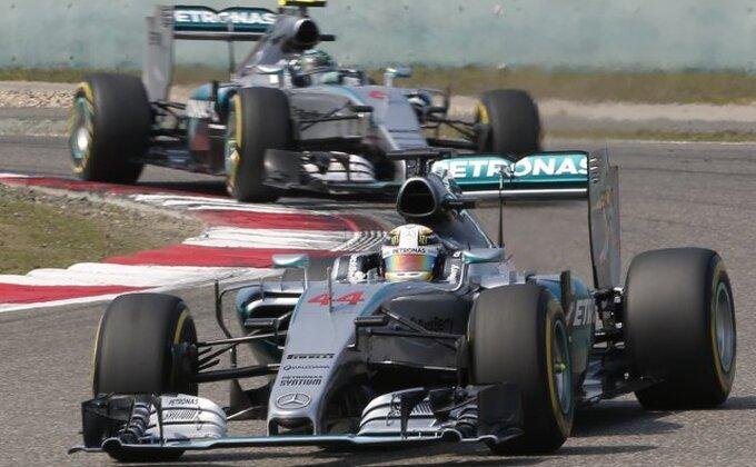 ''Ključa'' u Mercedesu, novi sukob Rozberga i Hamiltona!