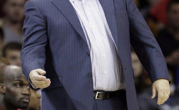 Detroit Pistonsi ostali bez trenera