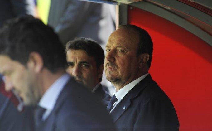 """Benitez: """"Nisam pregovarao sa Sitijem"""""""