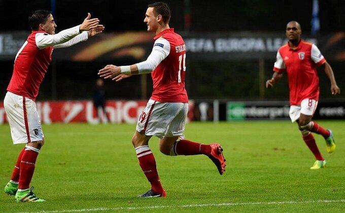 Braga u finalu, Stojiljković pogodio!