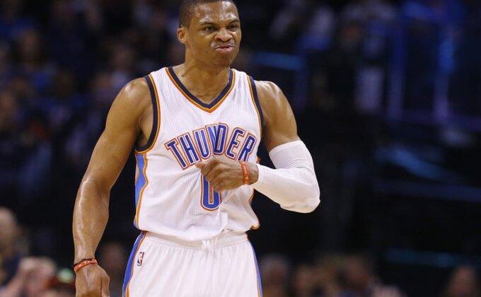 NBA zažmurila na Vestbrukov ispad