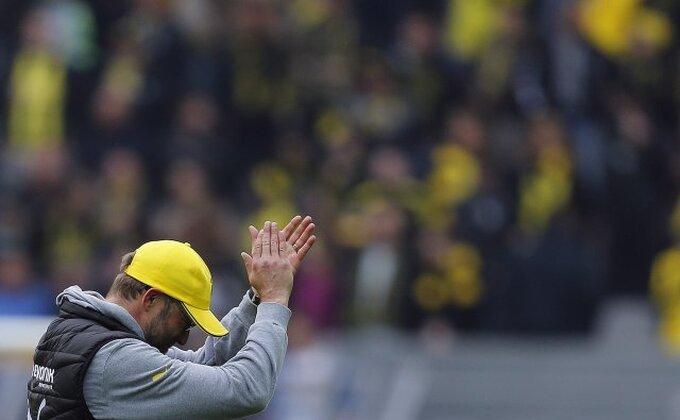 Dortmund - Idealnih 11 u Klopovoj eri