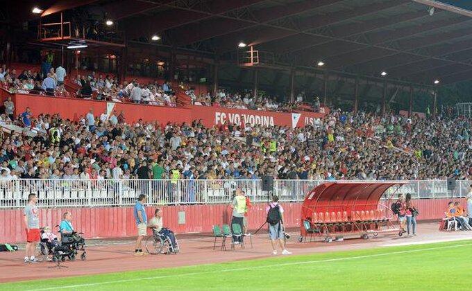 Besplatno i na Dinamo! Novosađani, napunite ''Karađorđe'' za plej of Lige Evrope!