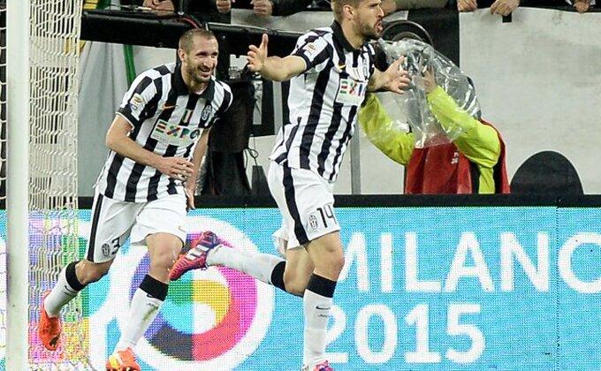Juventus na bod od titule!