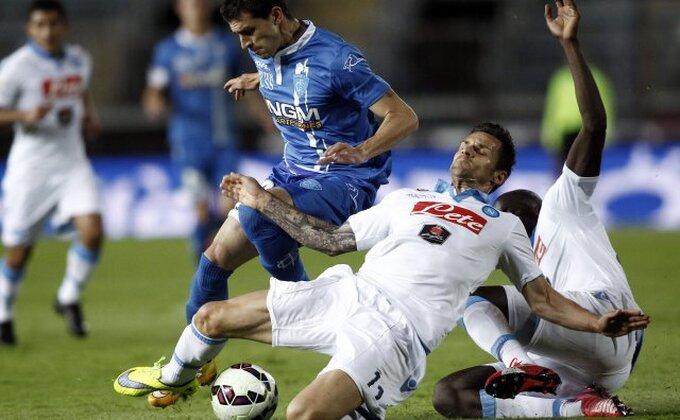 Empolijev čas fudbala Napoliju!
