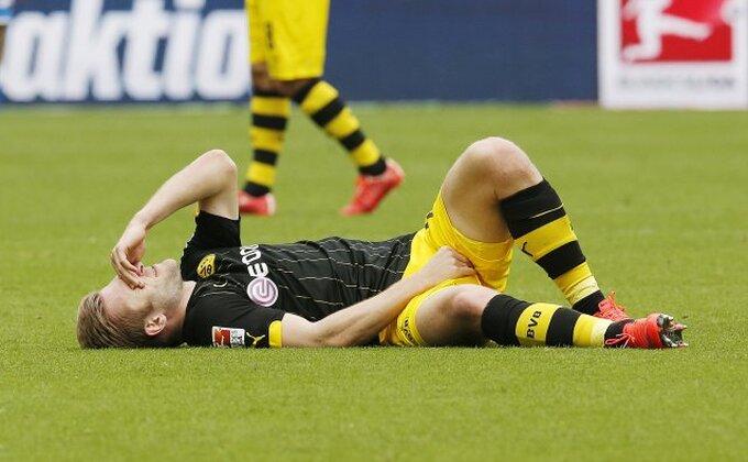Novi problemi za Dortmund!