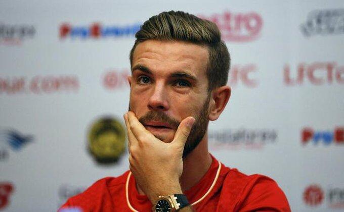 Hendersonu velike kritike nakon meča