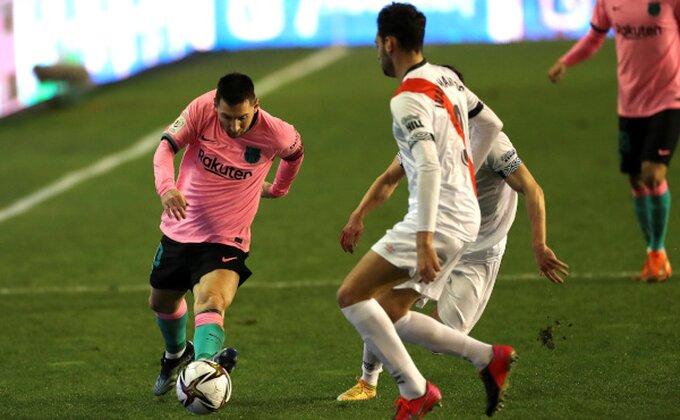 Kup Španije - Barsa gubila pa okrenula, Mesi i saigrači idu u četvrtfinale!