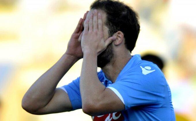 """Iguain """"izdao"""" Napoli!"""
