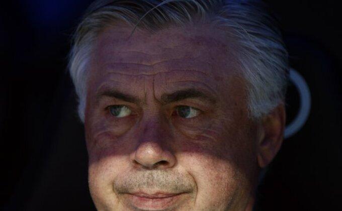 """Za kog igrača Milana Anćeloti kaže da je """"strašan"""" potencijal?"""