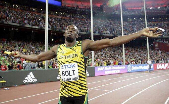 """Bolt proslavio plasman """"Rege Bojsa"""" u finale"""