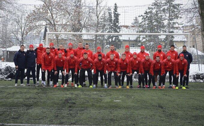 Kragujevčani se spremaju za završni ''napad'' na Superligu, Partizanova filijala ih testira