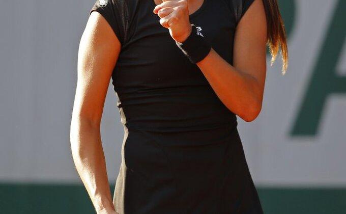 Ana: ''Srećna sam i uzbuđena zbog četvrtfinala!''