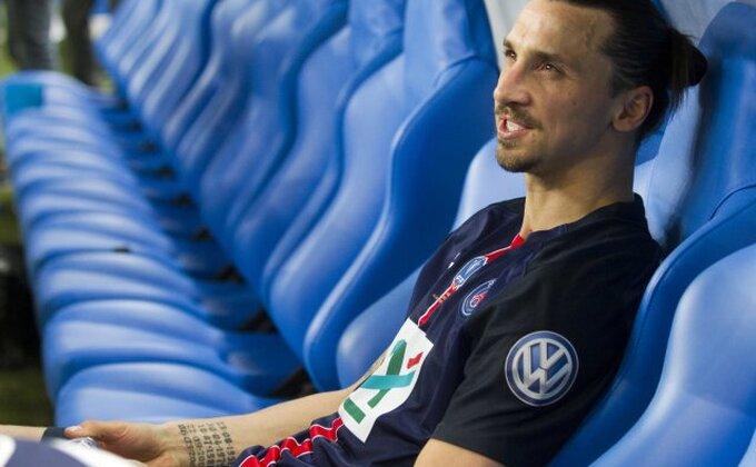 Tri Ibrahimovića igraju za PSŽ!