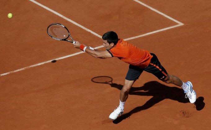 Najduža razmena - Bez daha i teniseri i publika!