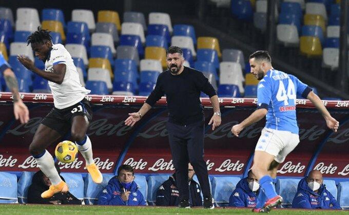 Kup Italije - Bez golova podno Vezuva!