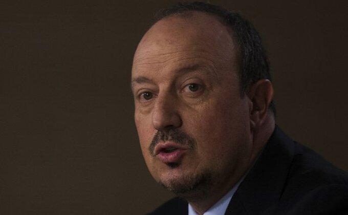 Rafa Benitez traži uslugu od Reala