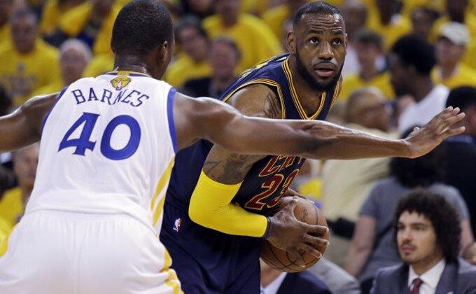 NBA Top 5 - Nije Kari, Barns je!