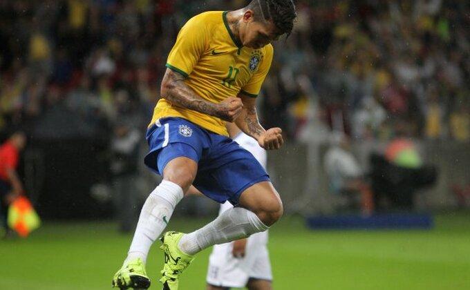 Junajted dogovorio transfer Brazilca?