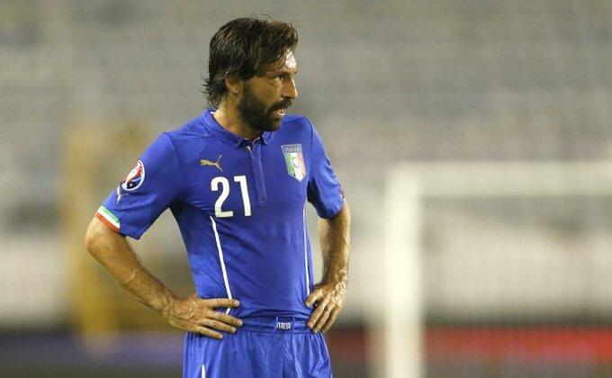 Pirlo odlazi, ali opet ćemo ga gledati u Evropi!