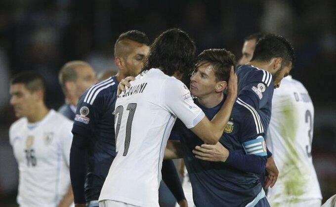 Milan se okreće ka Urugvajcu!
