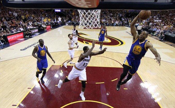 Istorijsko veče u NBA - Voriorsi su šampioni!